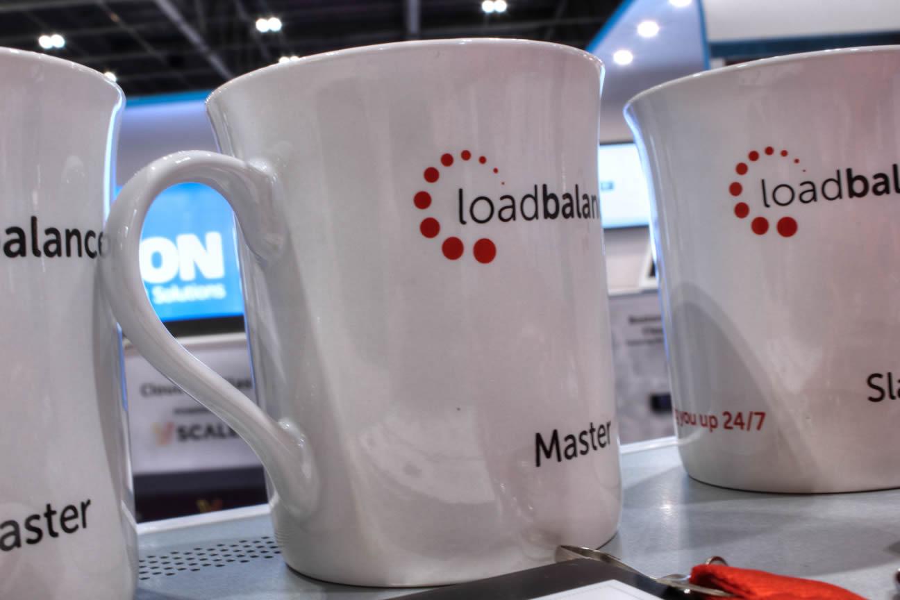 Loadbalancer.org Mugs