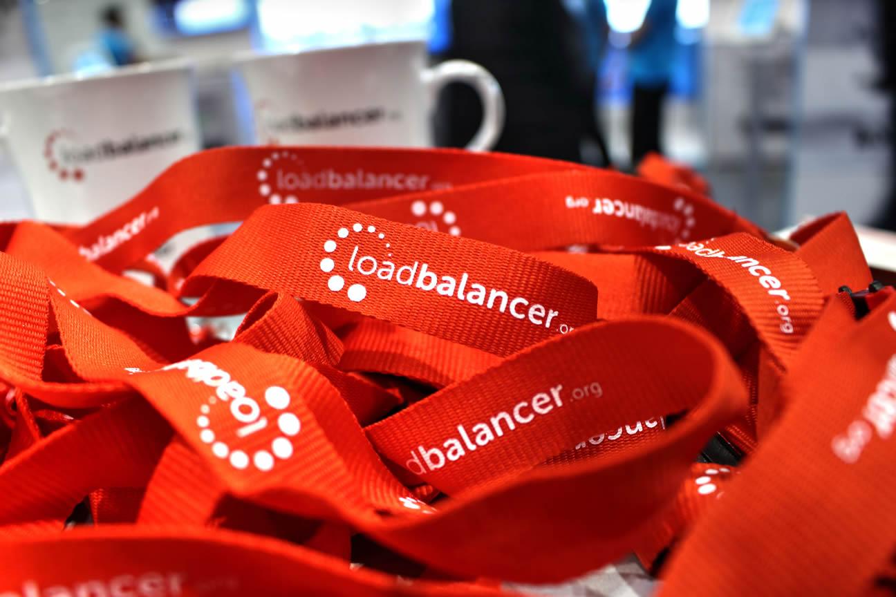 Loadbalancer.org Lanyards