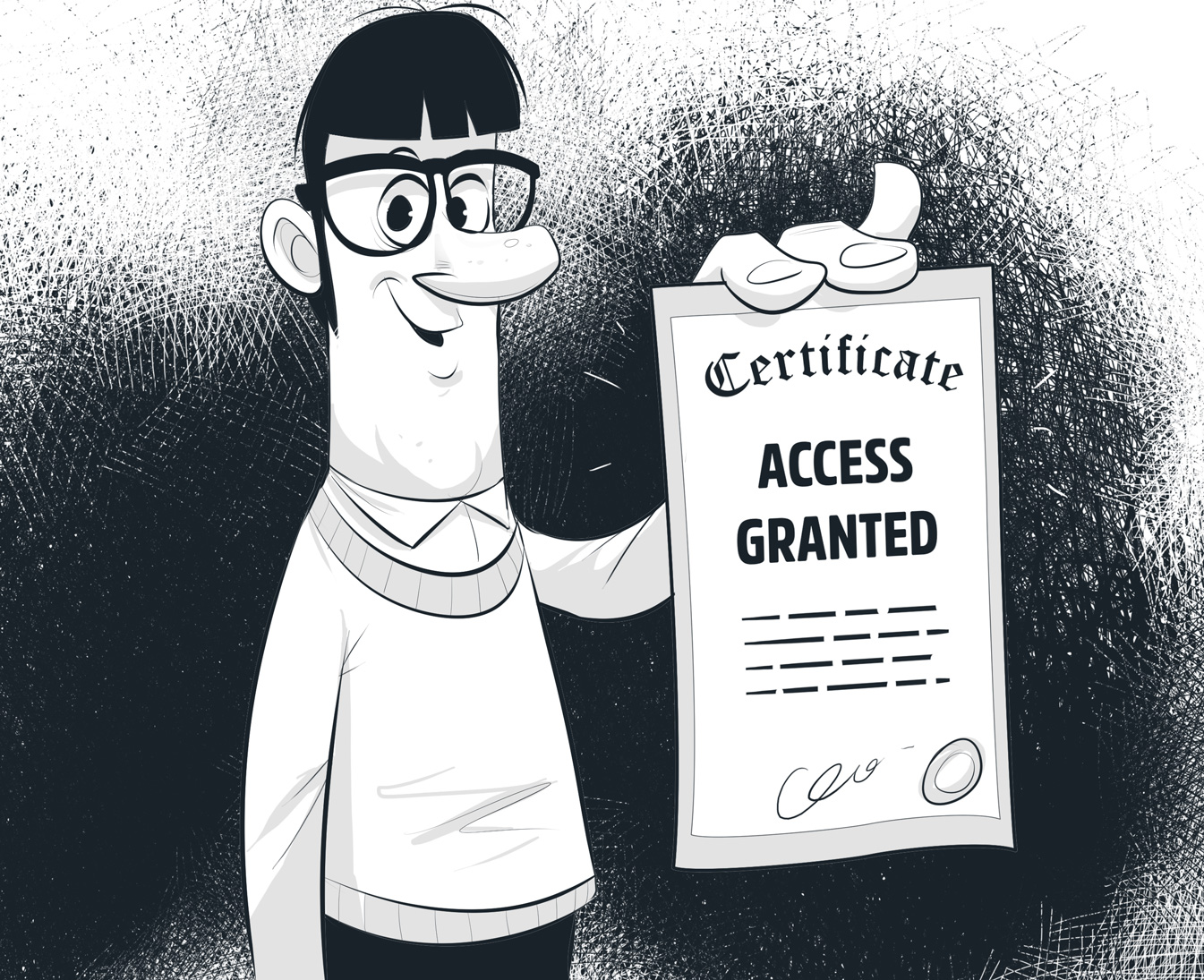 Client Certificate Authentication with HAProxy