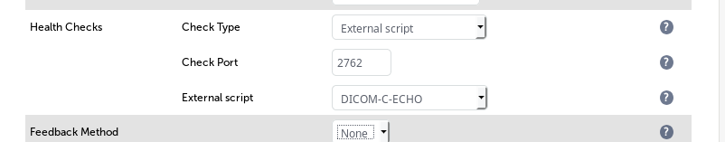 dicom-echo-check