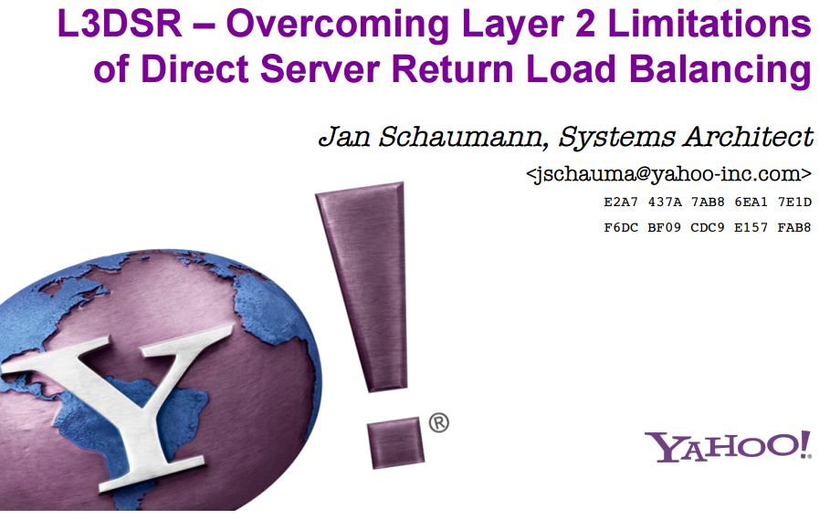 L3-DSR-Yahoo