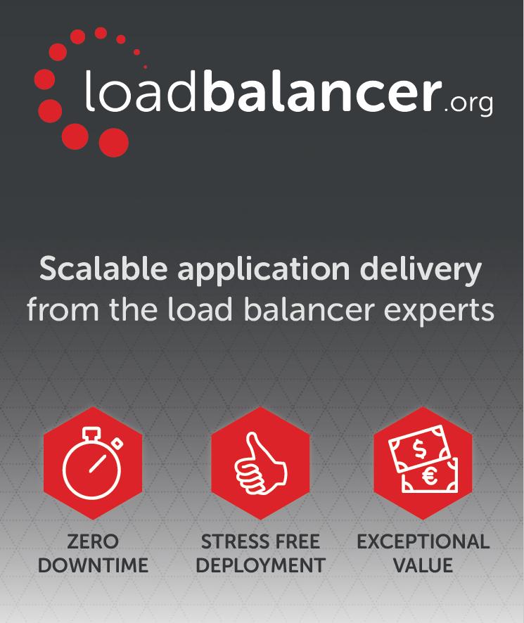 Loadbalancer.org exhibit at IP EXPO Europe 2017