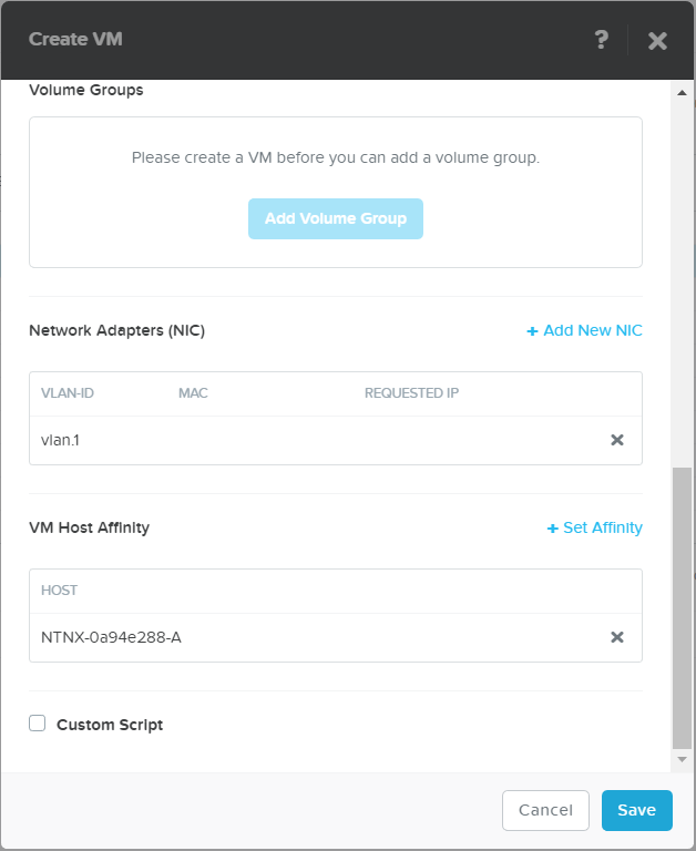 Nutanix-create-vm-save