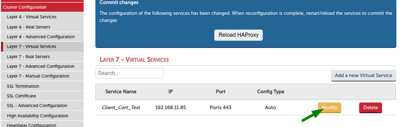 How to add Cloudflare in front of HAProxy