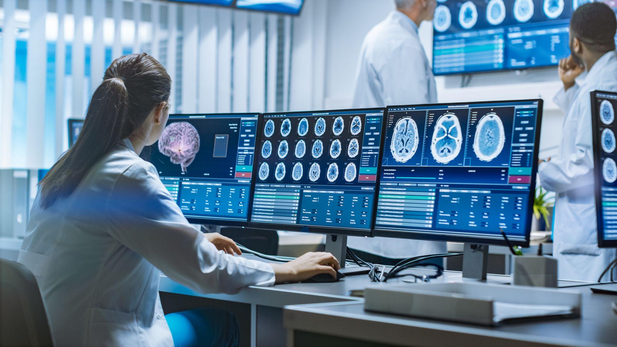 Load Balancing Medical Imaging